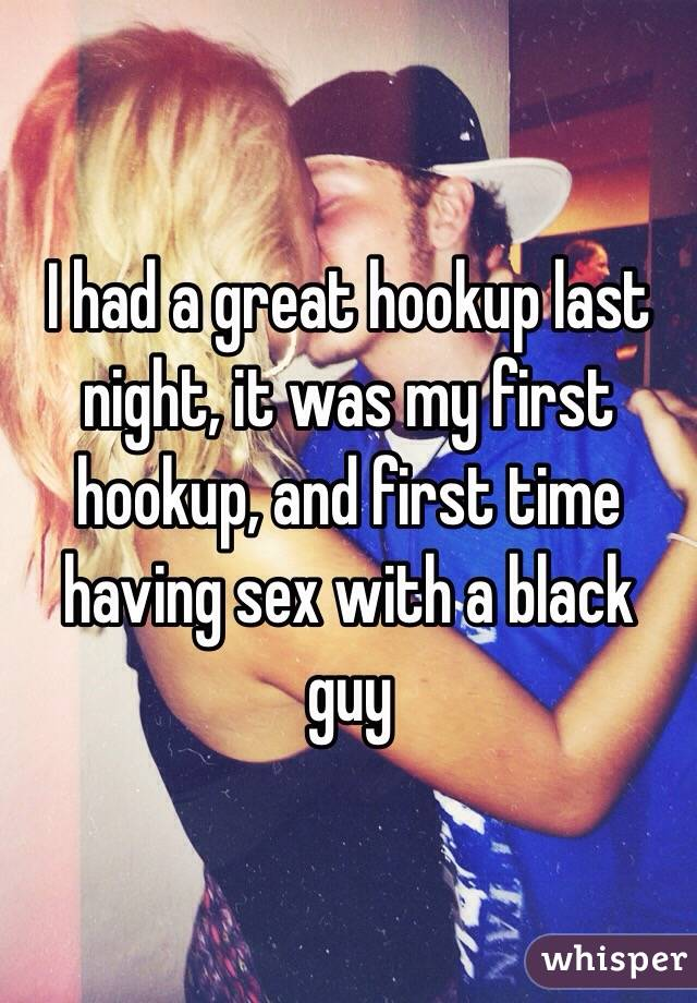 Hookup A Nice Guy For The First Time