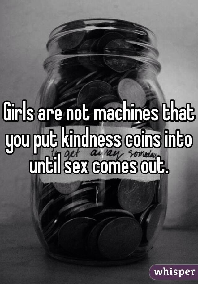 Девочки с секс машинами