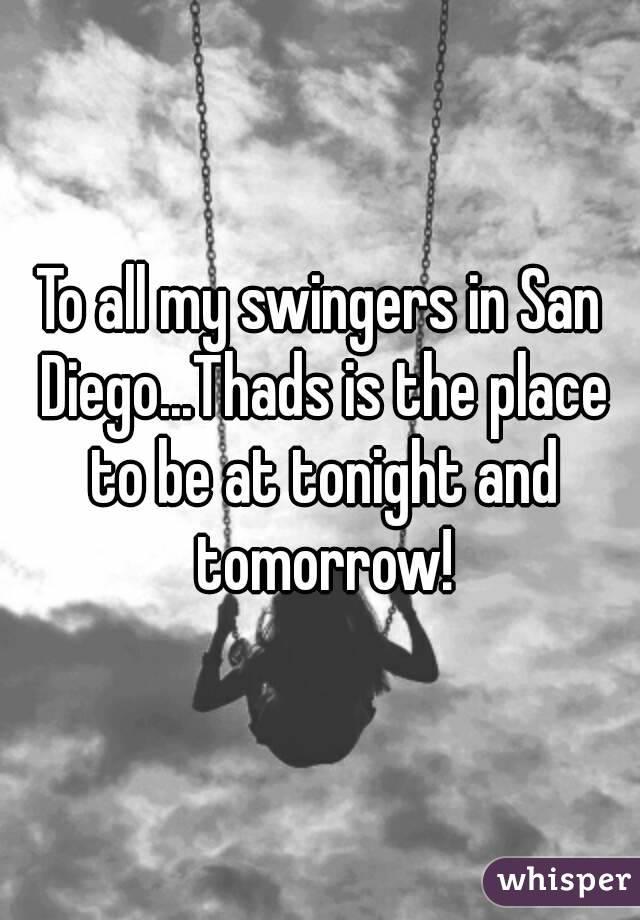 Thads In San Diego