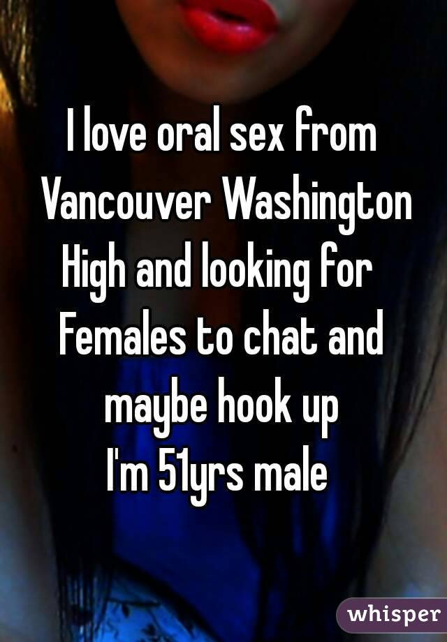 Vancouver sex chat