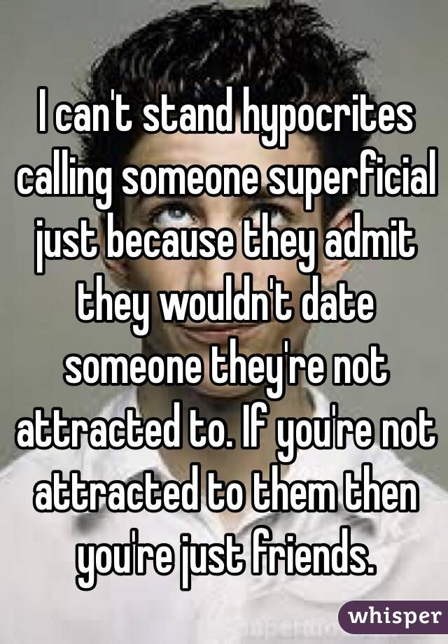 Dating Someone You Are Not Attracted To