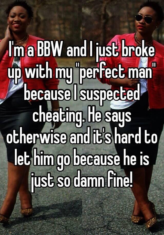 Bbw cheating