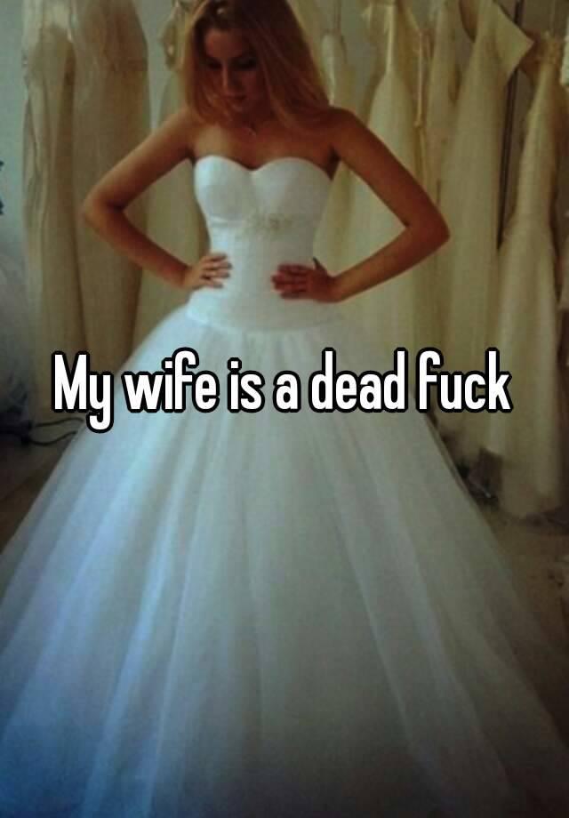 Fuck A Dead Person