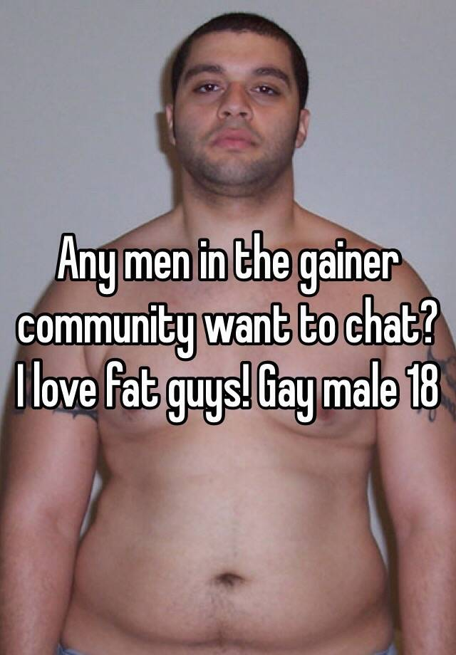 Gay chat community
