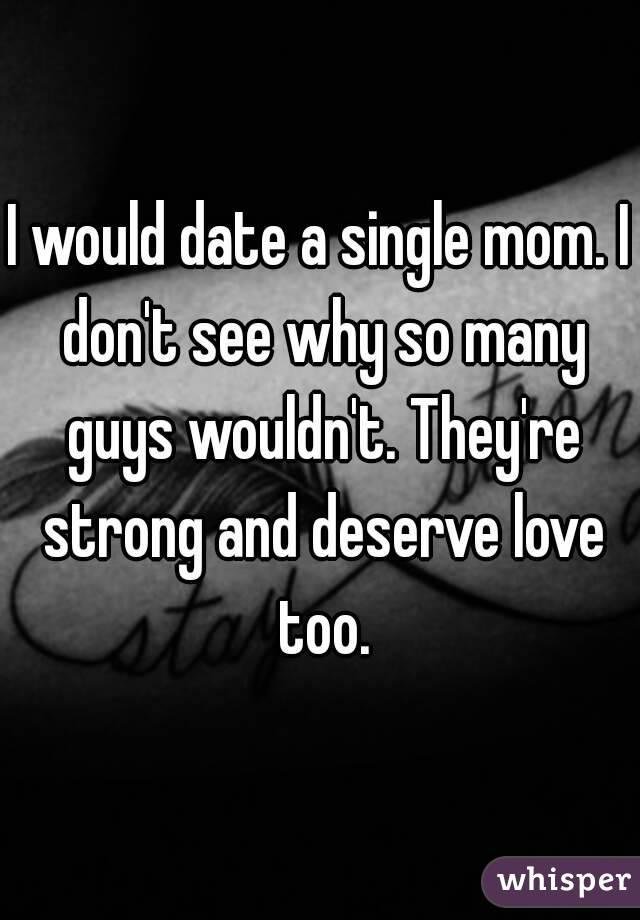 Should I Date A Single Mom