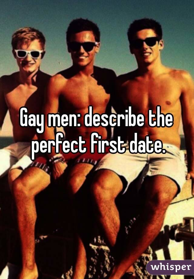 Perfect gay men