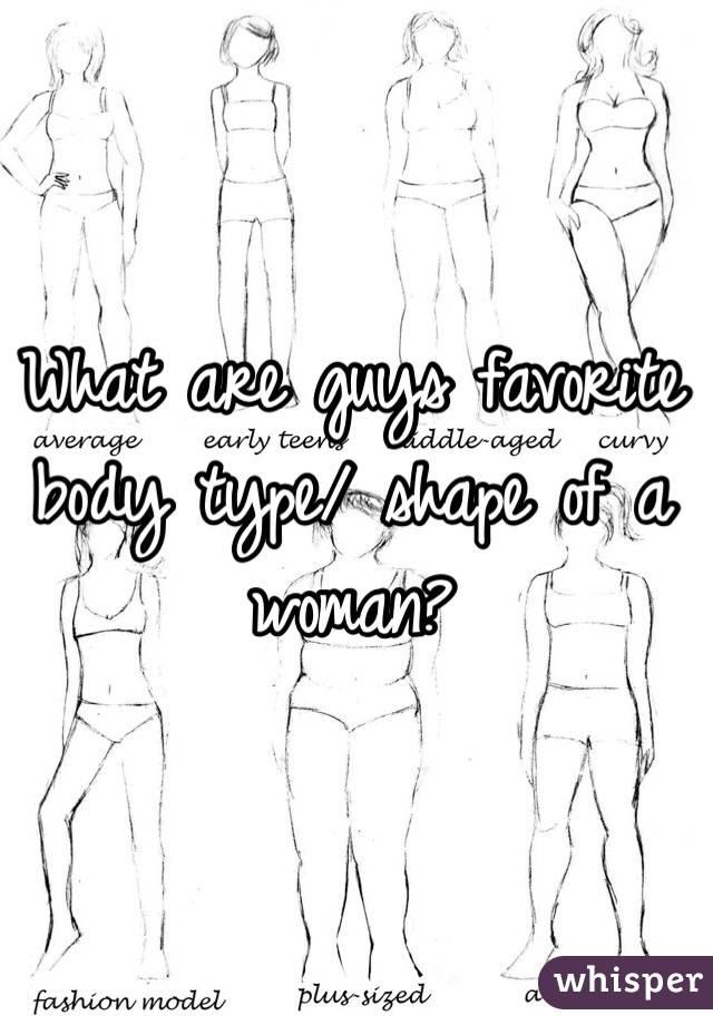 Favorite body type