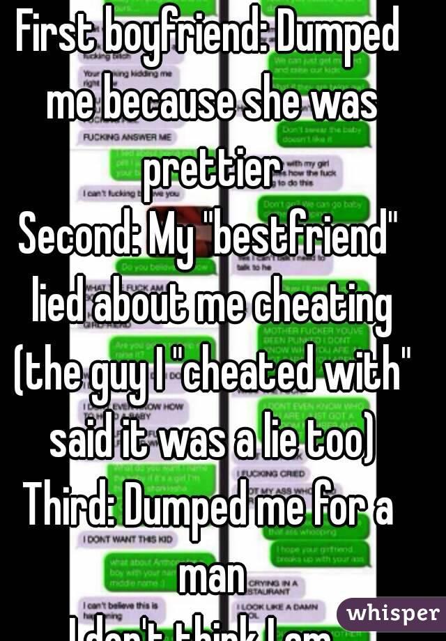 my boyfriend dumped me by text