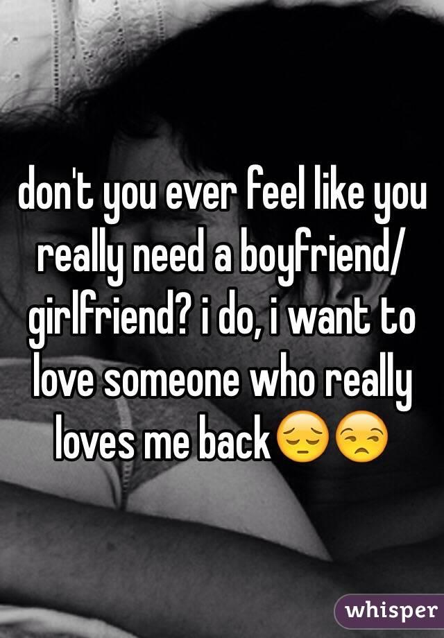 I Want To Love Someone Like You