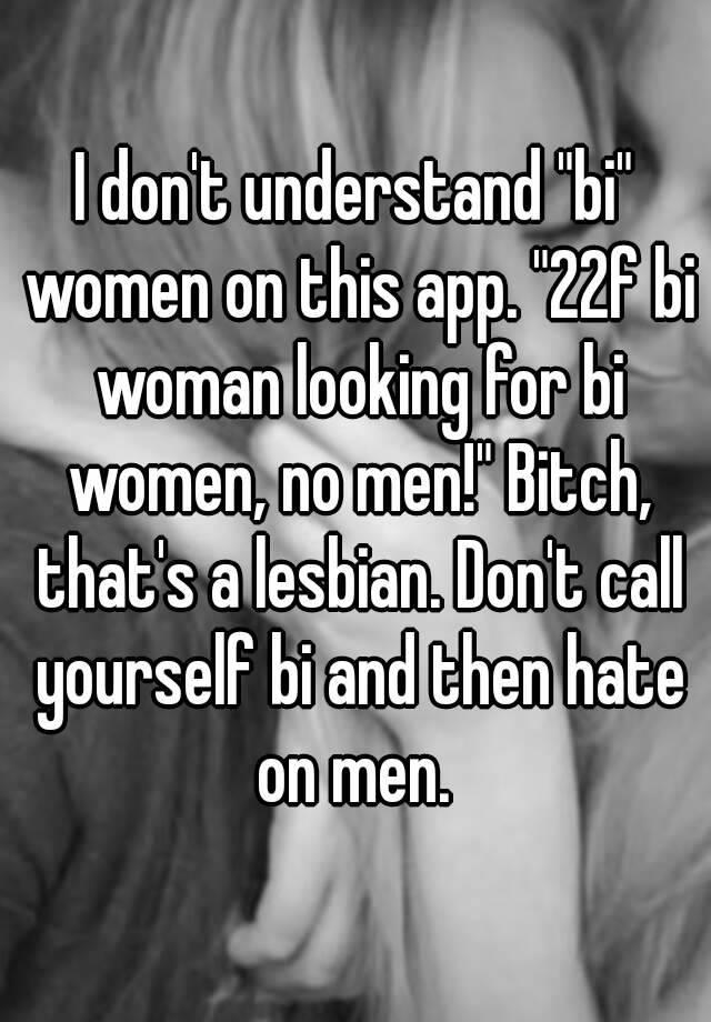 Looking for bi women