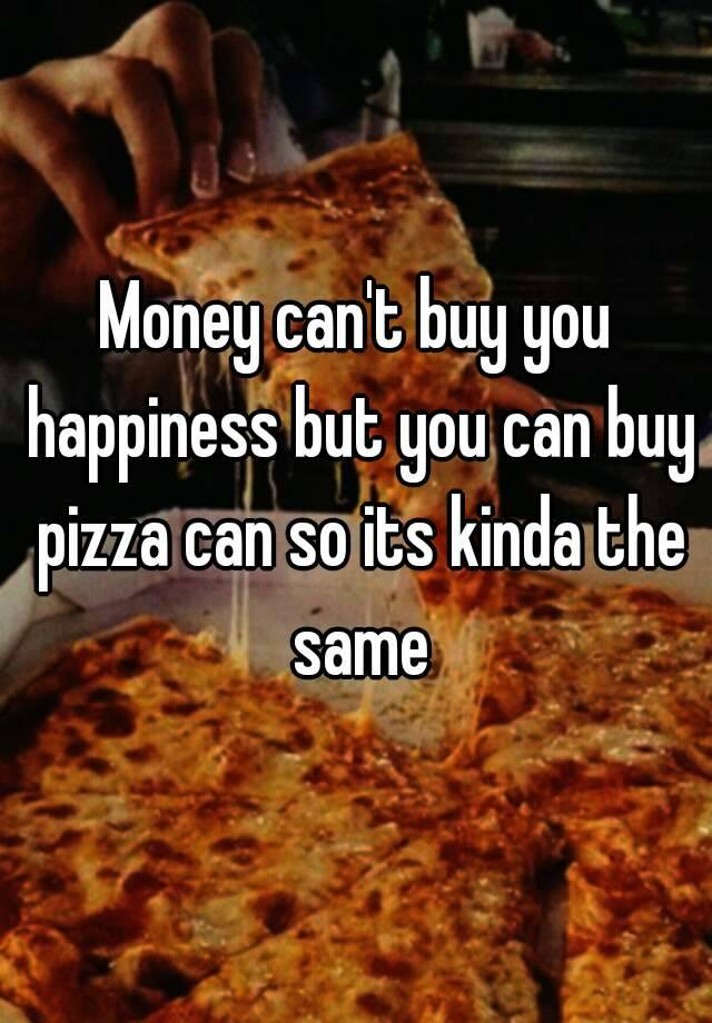 money can buy you happiness Hope a lottery win will make you happy forever think again, evidence suggests  a big payout won't make that much of a difference.