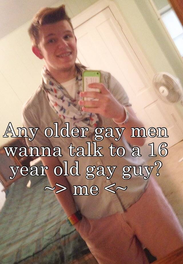 Old gay dudes