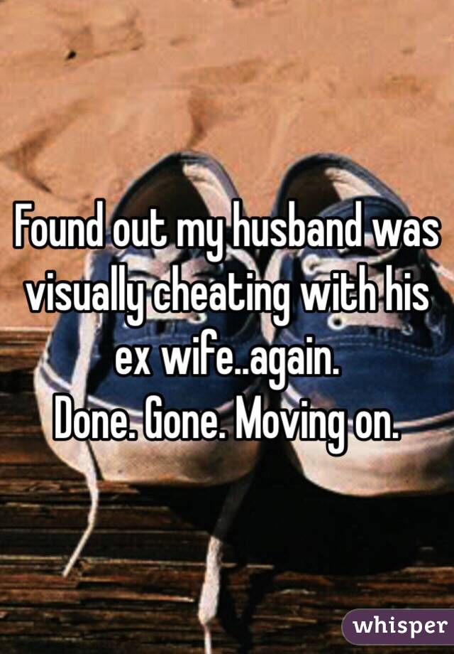 Found out wife cheated