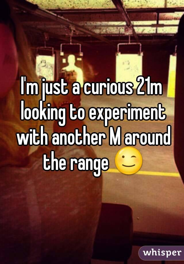 I'm just a curious 21m looking to experiment with another M around the range 😉