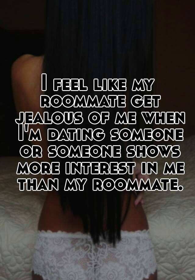 Dating my roommate