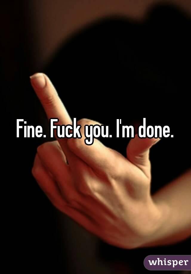 Fine as fuck