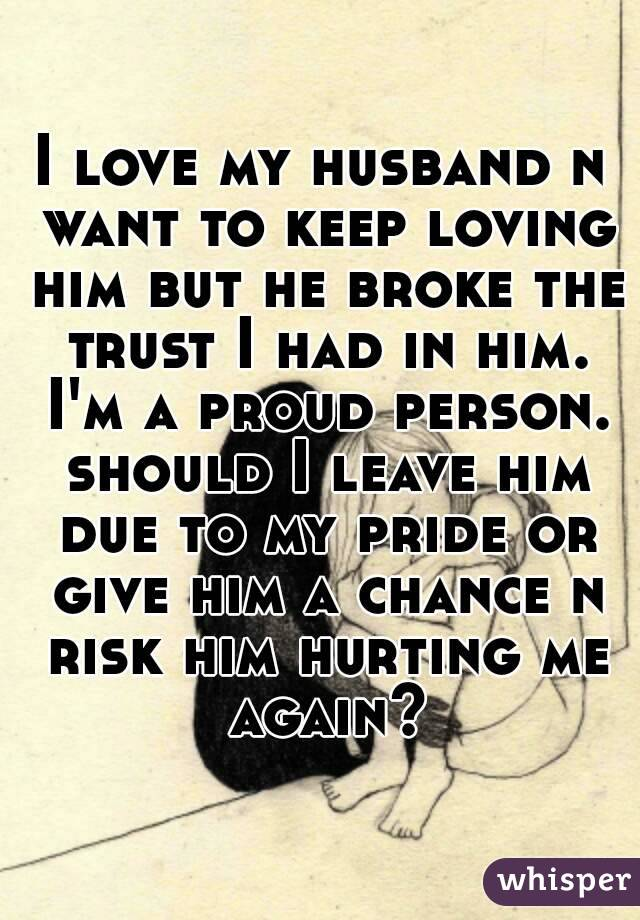 i want to fall in love with my husband again