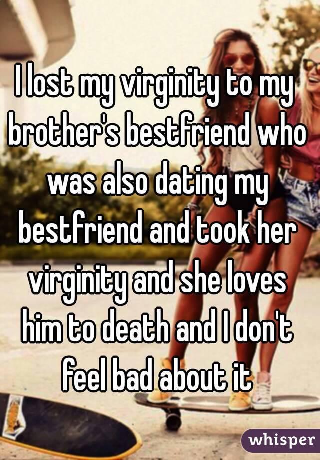 I took her virginity