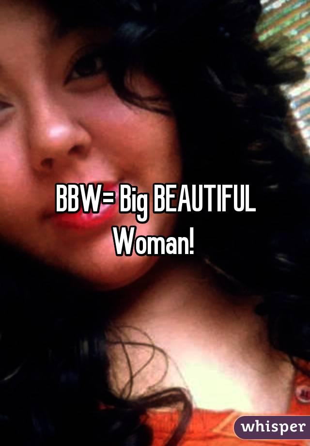 Many bbw women in action