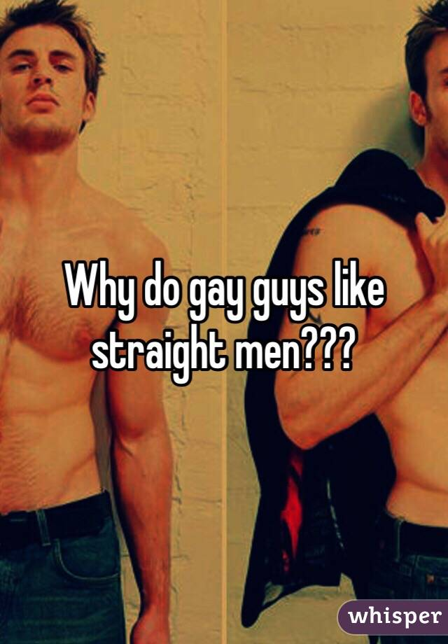 What gay guys like