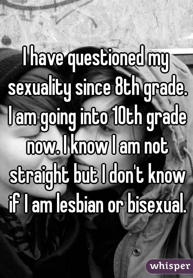 how do i know if i am a lesbian