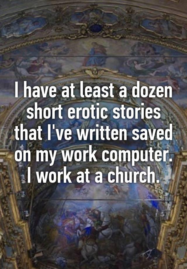Erotic work stories with pics