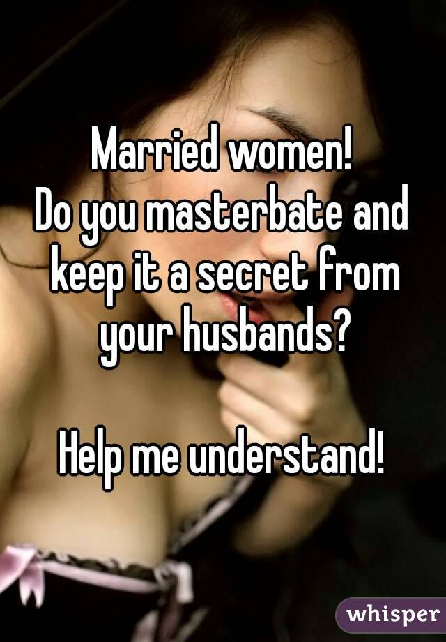 Women masterbait