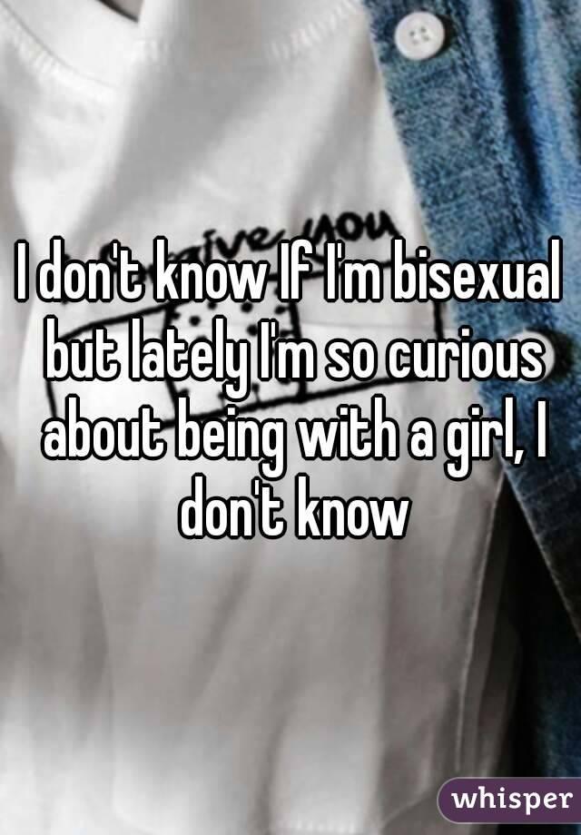 How Do I Know If Im Bi