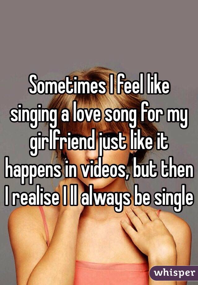 love song for girlfriend