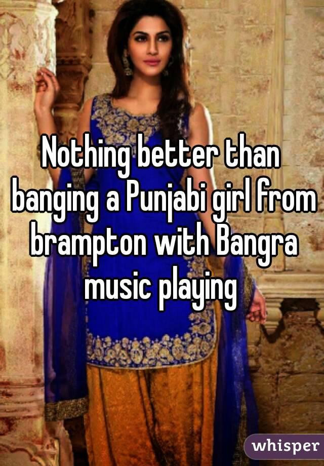 Punjabi girl brampton