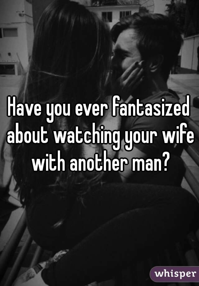 Husband Watching Wife Bbc