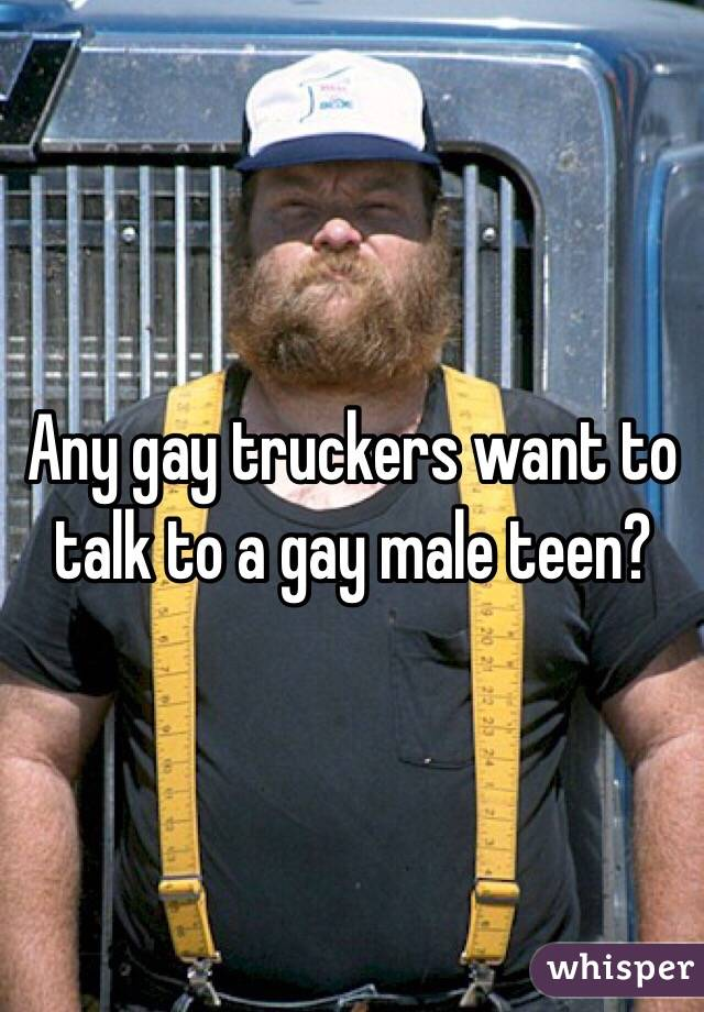 Gay mle truckers pics