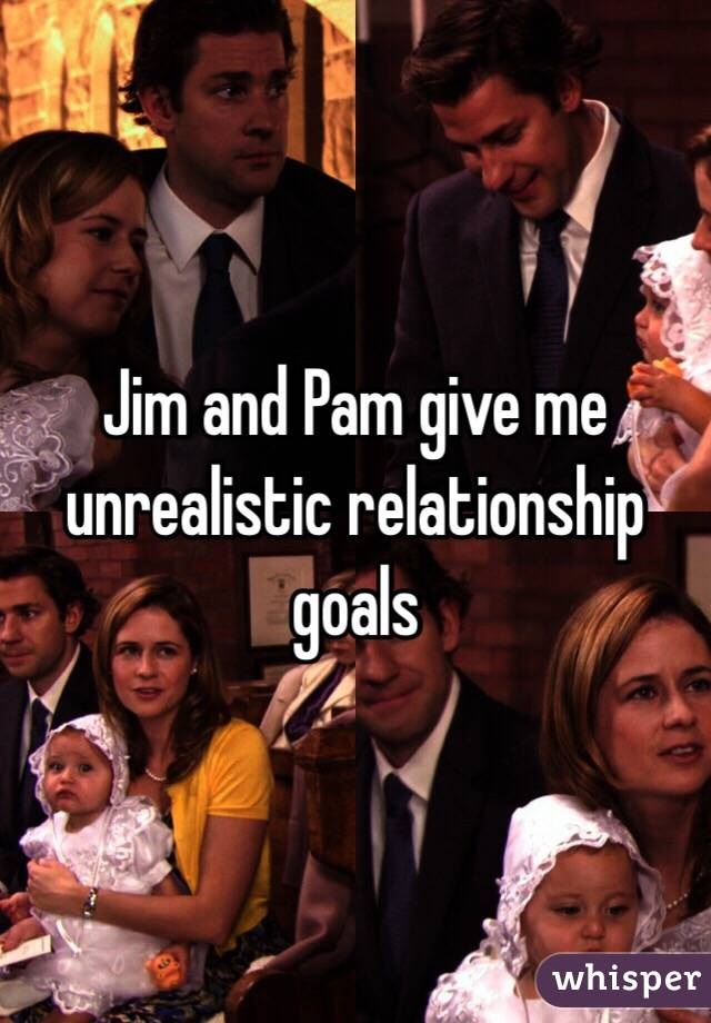 pam and jim relationship goals football