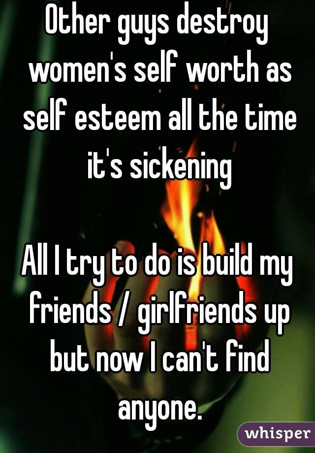 women and self worth