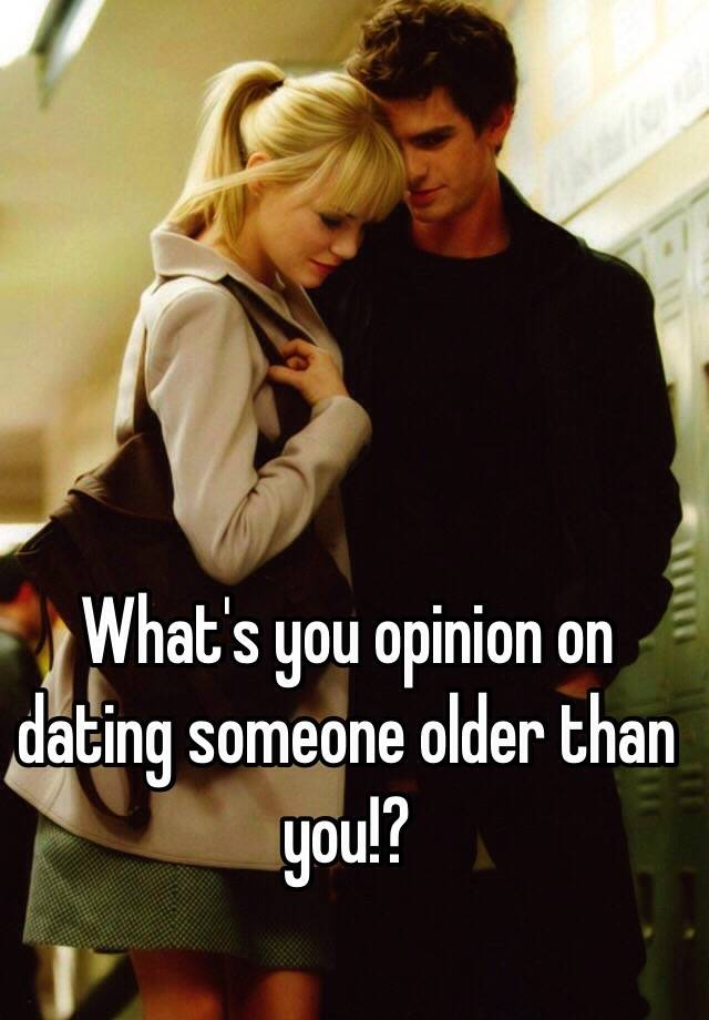Dating A Girl Slightly Older Than You