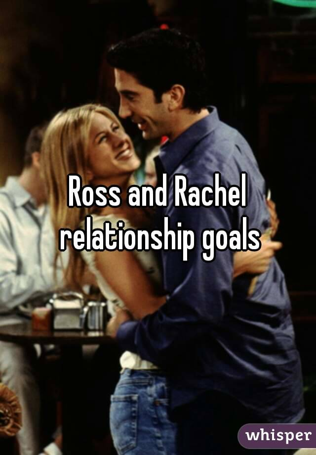 rachel and ross relationship