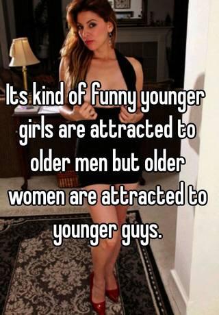 Women interested in older men