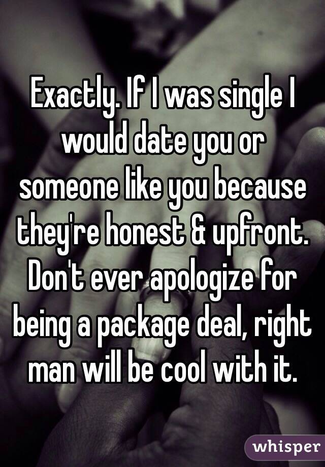 if you re dating someone are you single