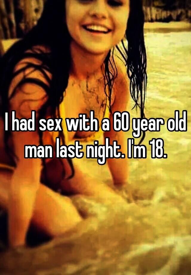 Мужчина и секс в 60