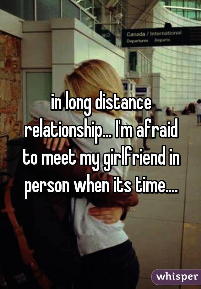 girlfriends job in a relationship