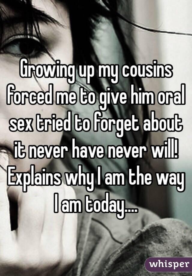 Confesions sex true cousin adult