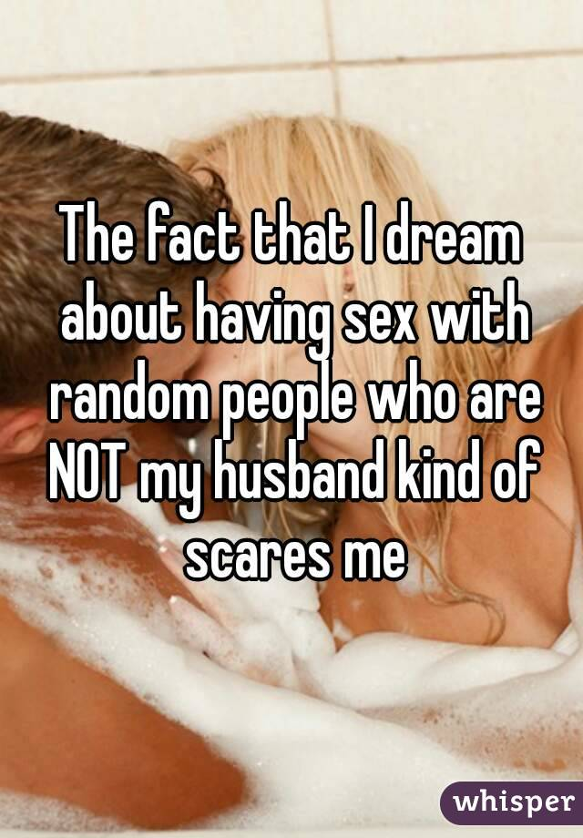 what does it mean when u dream about having sex