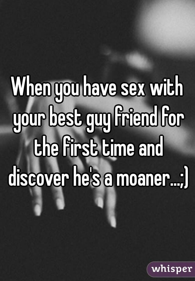 sex with your bestfriend