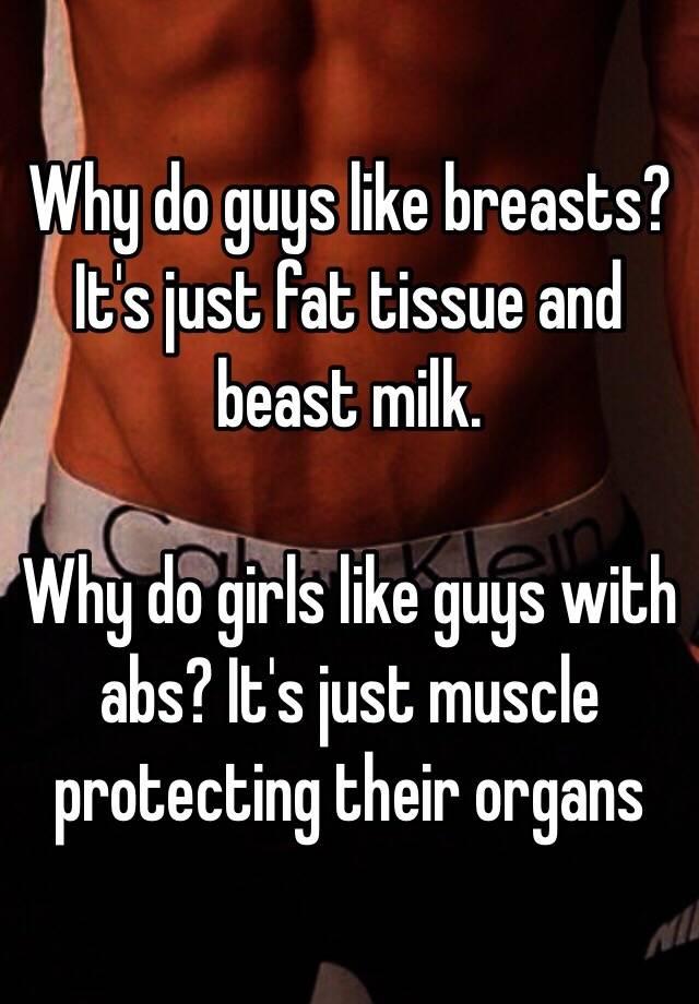What Do Girls Like In Guys