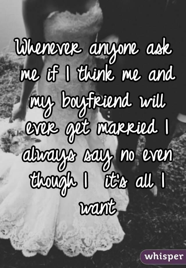 私は結婚しますか?