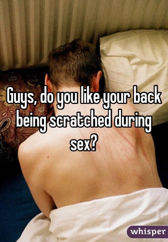 Do sex Why you like