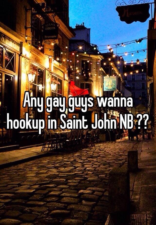 hook up saint john