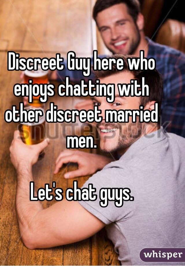 Married discreet
