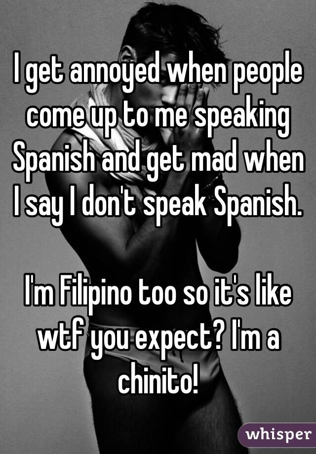 How do you say are mad in spanish