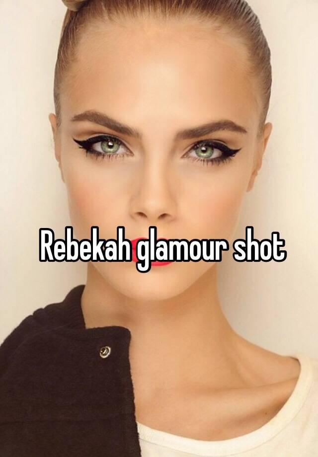 Rebekah Glamour Shot